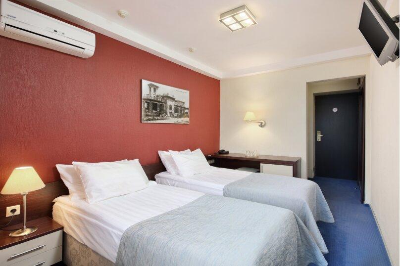 Стандарт двухместный с двумя кроватями, 1-я Бульварная улица, 17, Пятигорск - Фотография 1