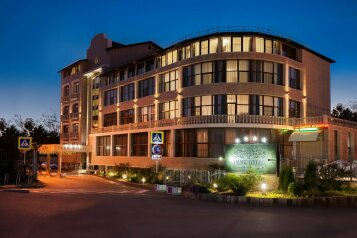 Гостиница, улица Гагарина, 58 на 40 номеров - Фотография 1
