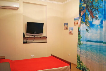 1-комн. квартира, 43 кв.м. на 5 человек, Старошоссейная улица, 1, Дагомыс - Фотография 1