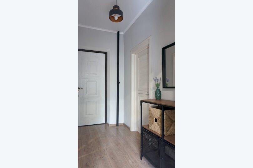1-комн. квартира, 37 кв.м. на 3 человека, улица Крестовского, 19, Балаклава - Фотография 8