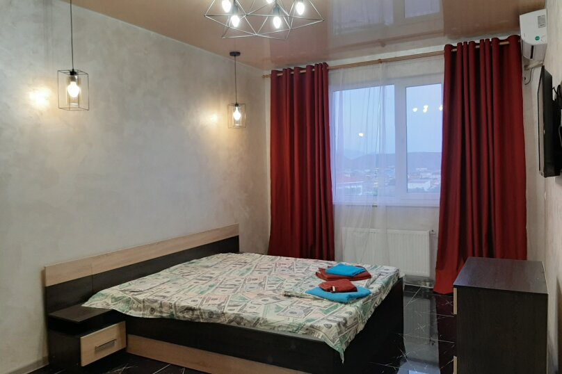 1-комн. квартира, 50 кв.м. на 4 человека, Коммунальная улица, 5, Судак - Фотография 1