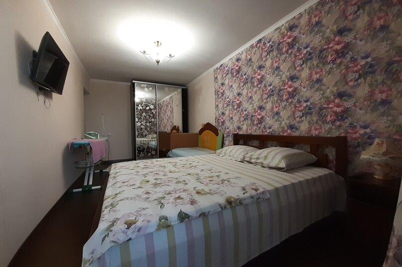 2-комн. квартира, 56 кв.м. на 4 человека, улица Шаляпина, 7, Новый Свет, Судак - Фотография 12