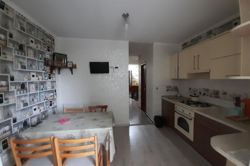 2-комн. квартира, 56 кв.м. на 4 человека, улица Шаляпина, 7, Новый Свет, Судак - Фотография 13