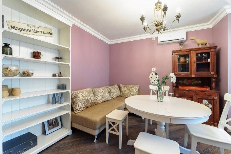 1-комн. квартира, 36 кв.м. на 4 человека, улица Адмирала Юмашева, 17Б, Севастополь - Фотография 9