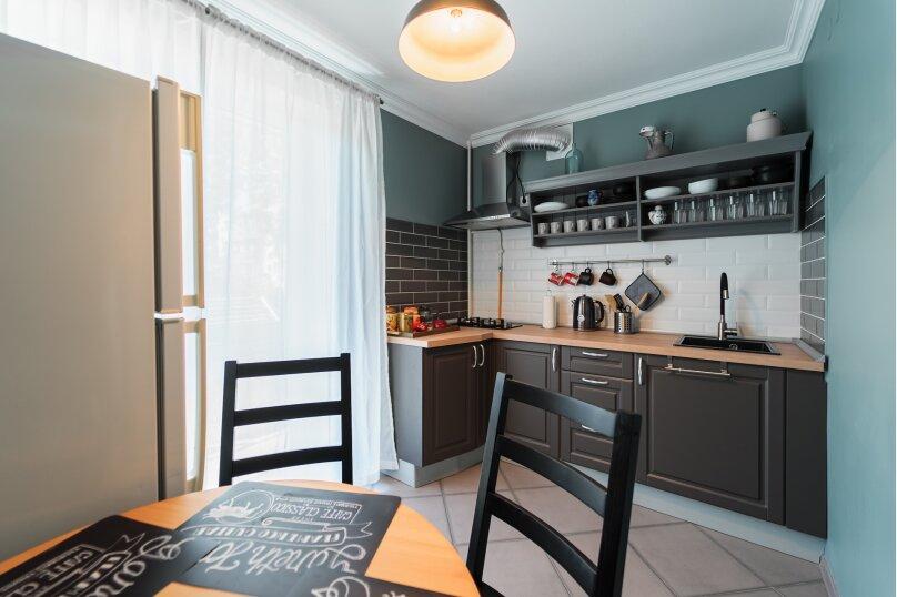 1-комн. квартира, 36 кв.м. на 4 человека, улица Адмирала Юмашева, 17Б, Севастополь - Фотография 13