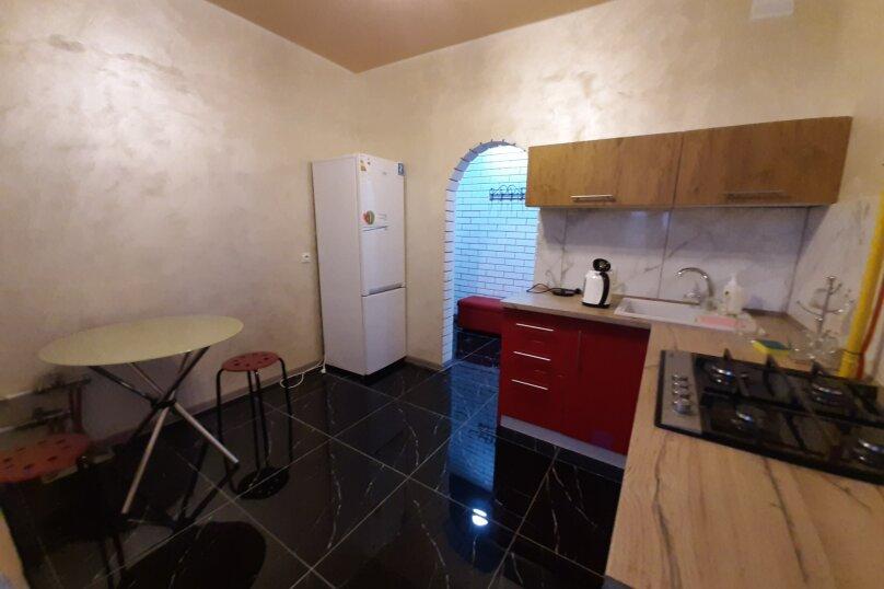1-комн. квартира, 50 кв.м. на 4 человека, Коммунальная улица, 5, Судак - Фотография 20
