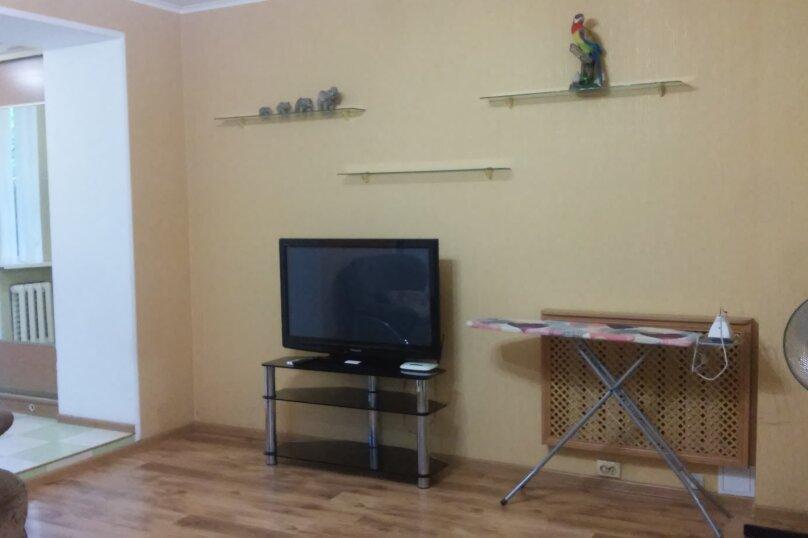 2-комн. квартира, 64.9 кв.м. на 8 человек, Октябрьская улица, 21, Алушта - Фотография 14