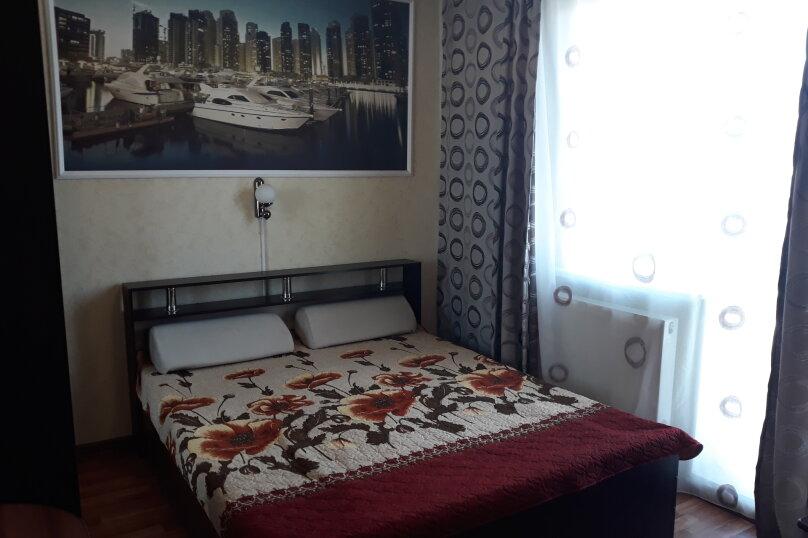 1-комн. квартира, 25 кв.м. на 4 человека, Портовая улица, 14, Джубга - Фотография 1