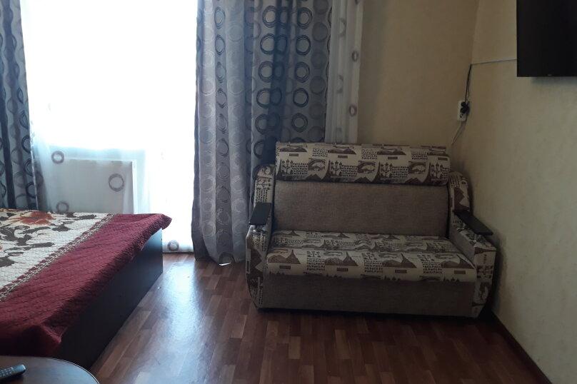 1-комн. квартира, 25 кв.м. на 4 человека, Портовая улица, 14, Джубга - Фотография 8