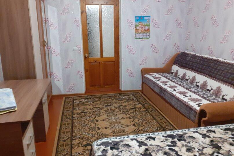 Дом, 100 кв.м. на 8 человек, 3 спальни, улица Исы Маштака, 4, село Веселое - Фотография 1