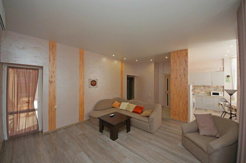 3-комн. квартира, 164 кв.м. на 5 человек, улица Верхняя Дорога, 73А, Анапа - Фотография 12