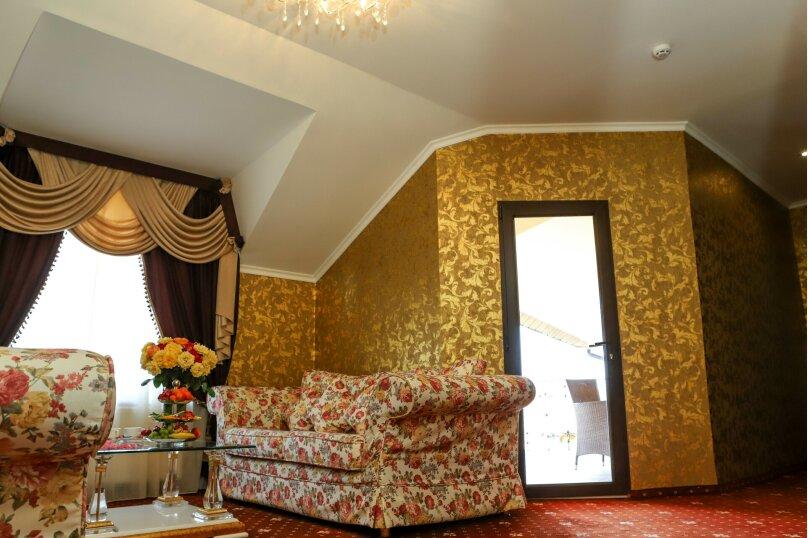 """Отель """"Leo Palace Hotel"""", Парковая улица, 2 на 45 номеров - Фотография 45"""
