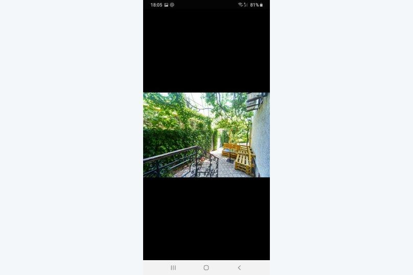 Трехместный комфорт на первом этаже, Жемчужная улица, 17, Учкуевка, Севастополь - Фотография 1