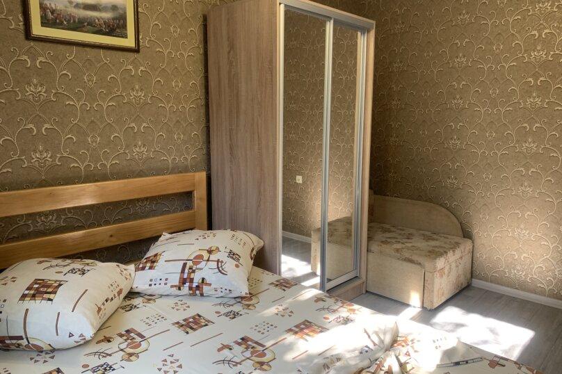 2- комнатный семейный люкс с кухней, улица Художников, 13, район Ачиклар, Судак - Фотография 1