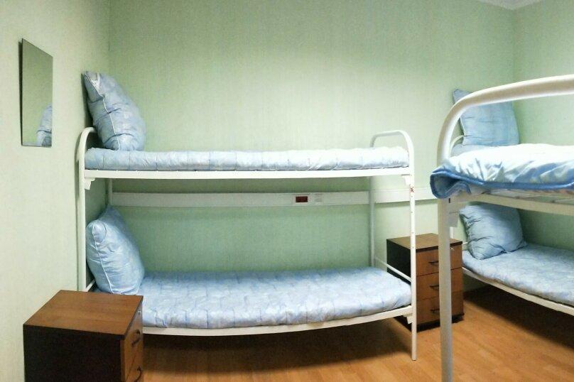 Койко-место в номере на 12 мест для мужчин и женщин, улица Рудневой, 11, метро Бабушкинская, Москва - Фотография 1
