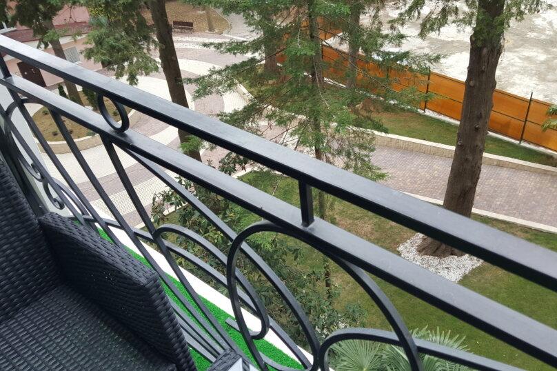 1-комн. квартира, 21 кв.м. на 2 человека, Депутатская улица, 10Д, Сочи - Фотография 12