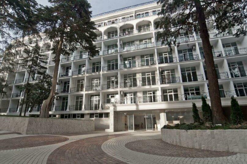 1-комн. квартира, 21 кв.м. на 2 человека, Депутатская улица, 10Д, Сочи - Фотография 14