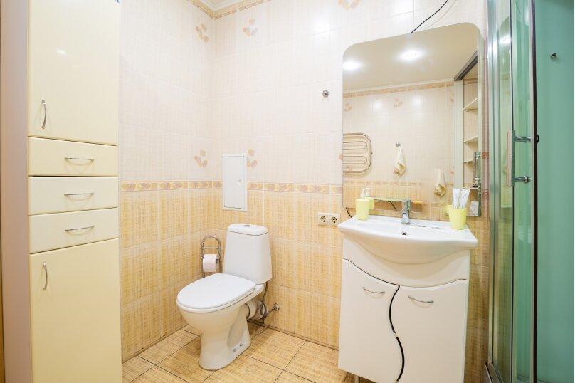 2-комн. квартира, 54 кв.м. на 4 человека, улица Молокова, 14, Красноярск - Фотография 10