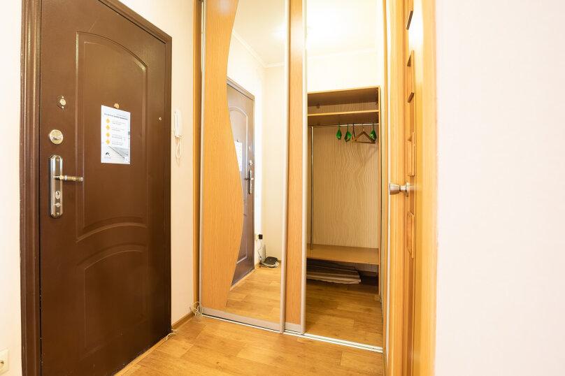 2-комн. квартира, 54 кв.м. на 4 человека, улица Молокова, 14, Красноярск - Фотография 11