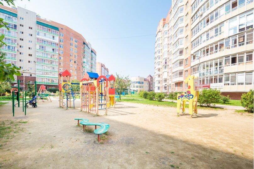 2-комн. квартира, 54 кв.м. на 4 человека, улица Молокова, 14, Красноярск - Фотография 13