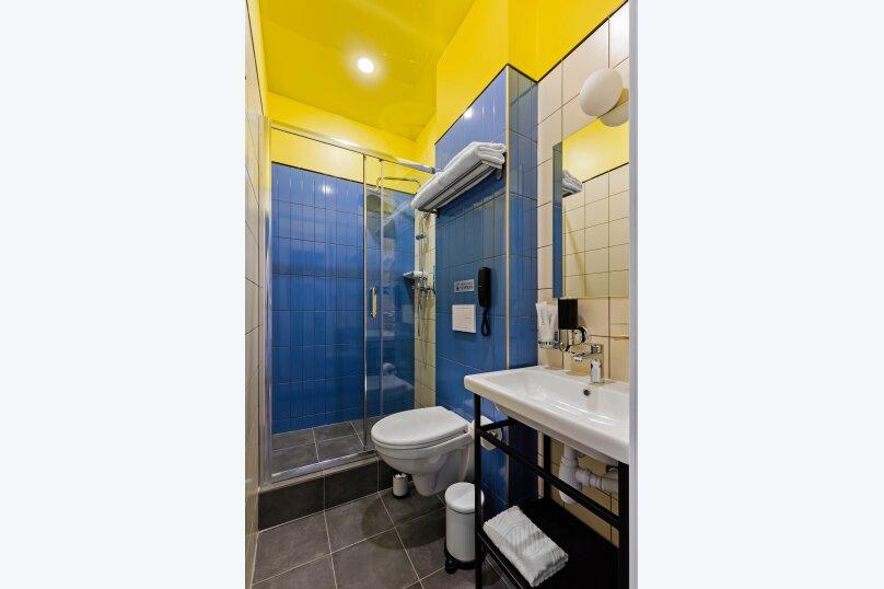 Улучшенный двухместный номер с 1 кроватью или 2 раздельными кроватями, Гончарная улица, 26, Санкт-Петербург - Фотография 2