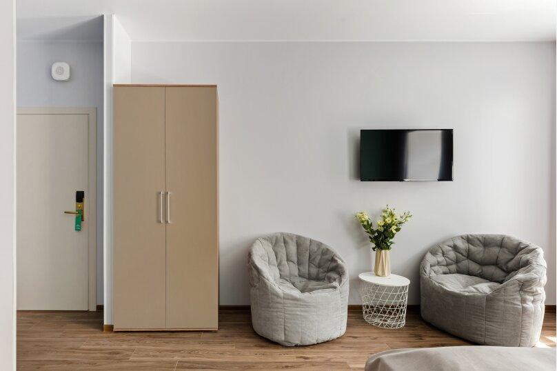 Улучшенный двухместный номер с 1 кроватью или 2 раздельными кроватями, Гончарная улица, 26, Санкт-Петербург - Фотография 4