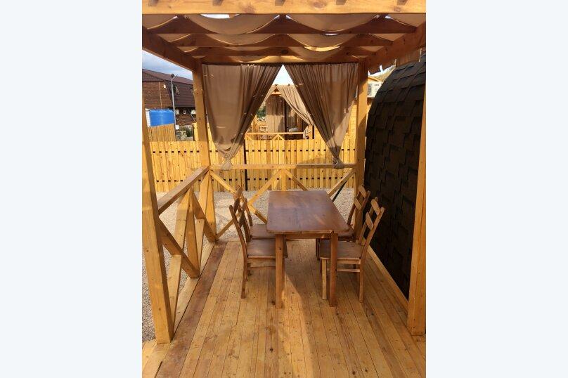 Эко-отдыx в Глэмпингах, Приморская улица, 25-В на 2 комнаты - Фотография 19