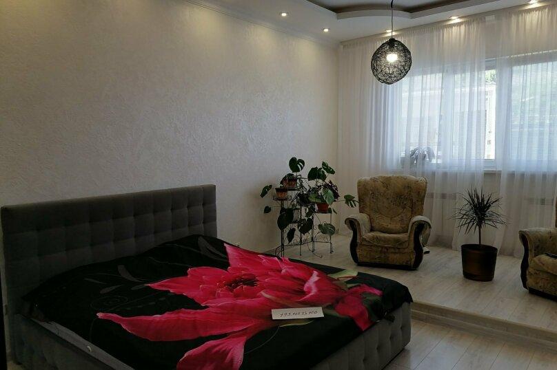 Коттедж-эллинг поэтажно, 60 кв.м. на 4 человека, 2 спальни, Приозёрная улица, 62, Партенит - Фотография 14