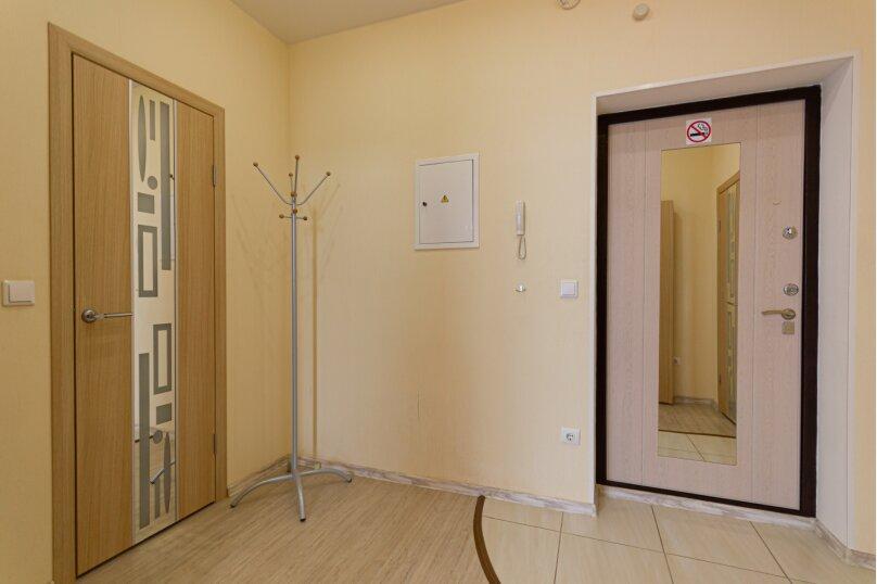 1-комн. квартира, 45 кв.м. на 4 человека, улица Бориса Домашникова, 22, Уфа - Фотография 15