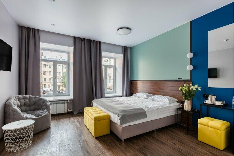 Улучшенный двухместный номер с 1 кроватью, Гончарная улица, 26, Санкт-Петербург - Фотография 1