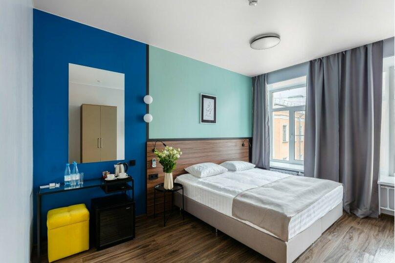 Улучшенный двухместный номер с 1 кроватью, Гончарная улица, 26, Санкт-Петербург - Фотография 3