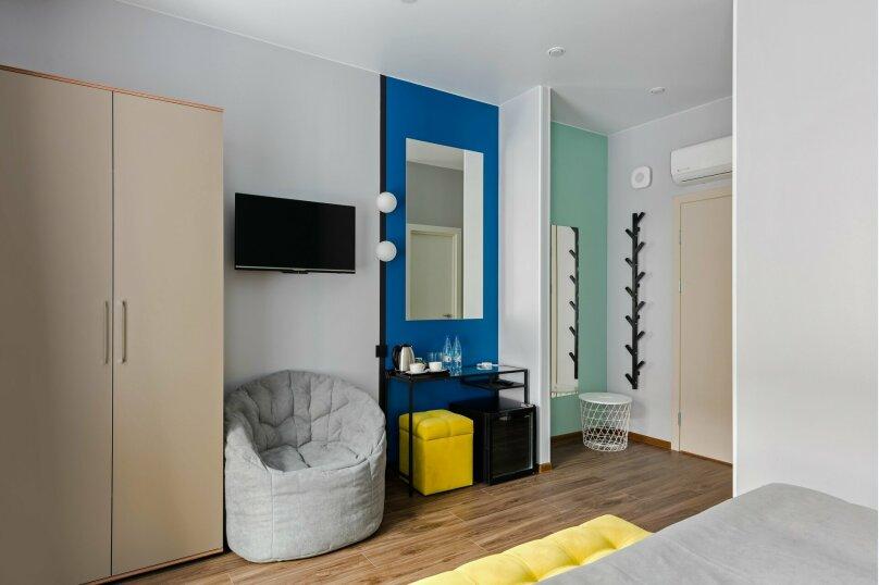Улучшенный двухместный номер с 1 кроватью, Гончарная улица, 26, Санкт-Петербург - Фотография 5