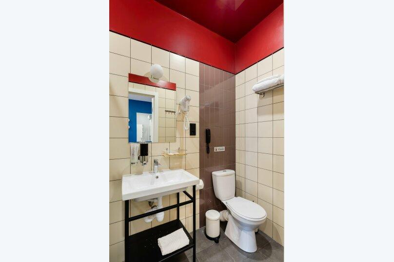 Улучшенный двухместный номер с 1 кроватью, Гончарная улица, 26, Санкт-Петербург - Фотография 12