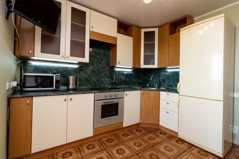 1-комн. квартира, 40 кв.м. на 3 человека, улица Менделеева, 138, Уфа - Фотография 6