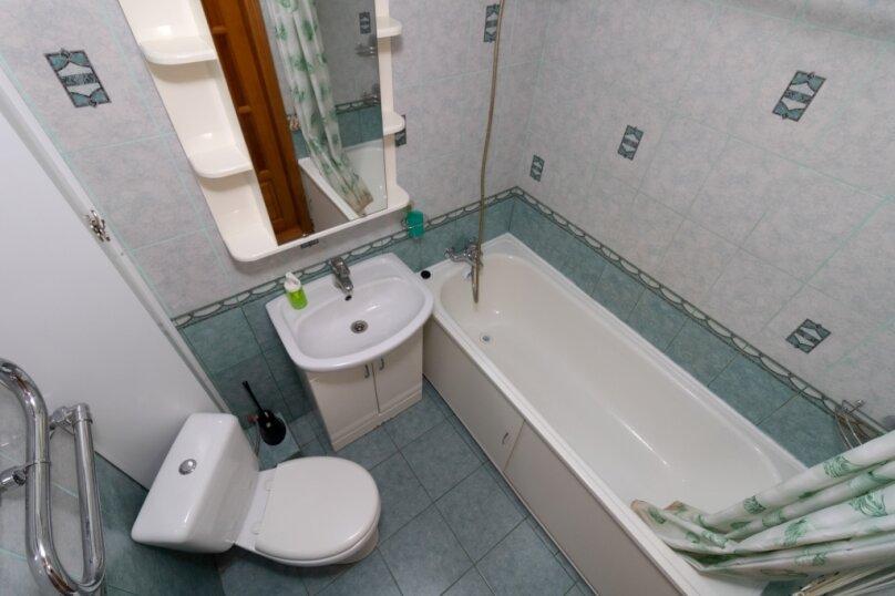 1-комн. квартира, 40 кв.м. на 3 человека, улица Менделеева, 138, Уфа - Фотография 9