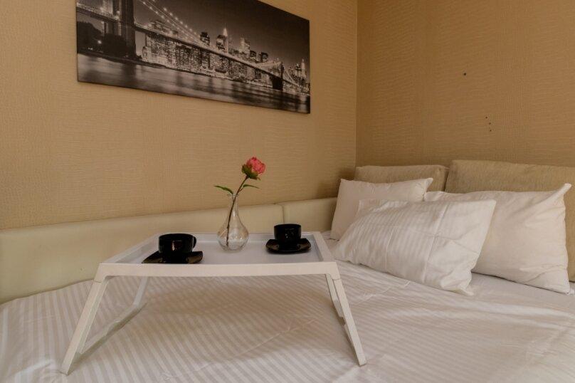 1-комн. квартира, 40 кв.м. на 3 человека, улица Менделеева, 138, Уфа - Фотография 10