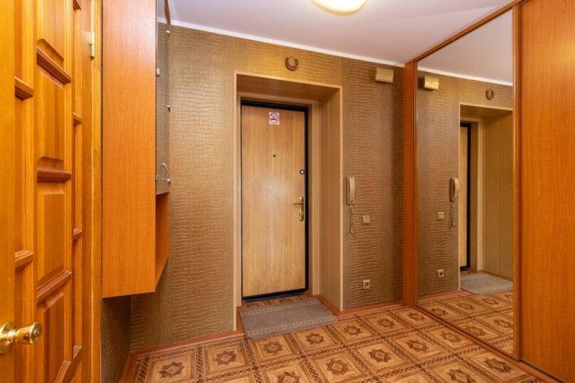 1-комн. квартира, 40 кв.м. на 3 человека, улица Менделеева, 138, Уфа - Фотография 11
