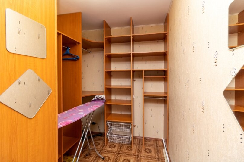 1-комн. квартира, 40 кв.м. на 3 человека, улица Менделеева, 138, Уфа - Фотография 12