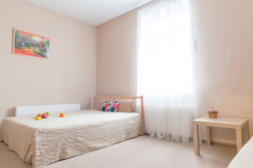 2-комн. квартира, 56 кв.м. на 8 человек, село Новоабзаково, Вокзальная ул., 3, Уфа - Фотография 7