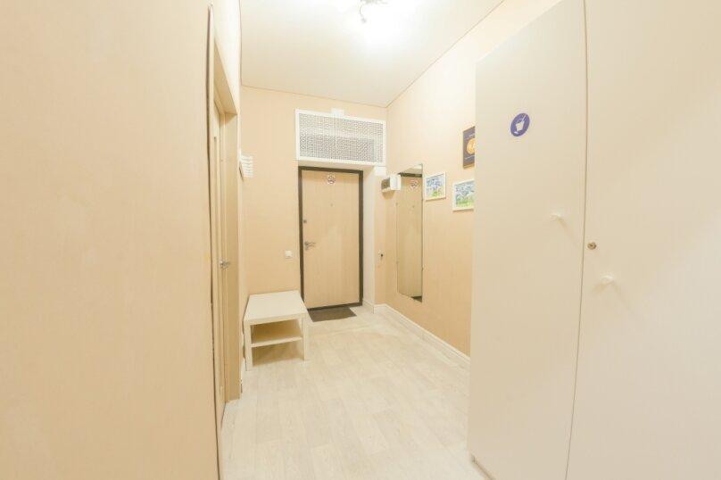 2-комн. квартира, 56 кв.м. на 8 человек, село Новоабзаково, Вокзальная ул., 3, Уфа - Фотография 12