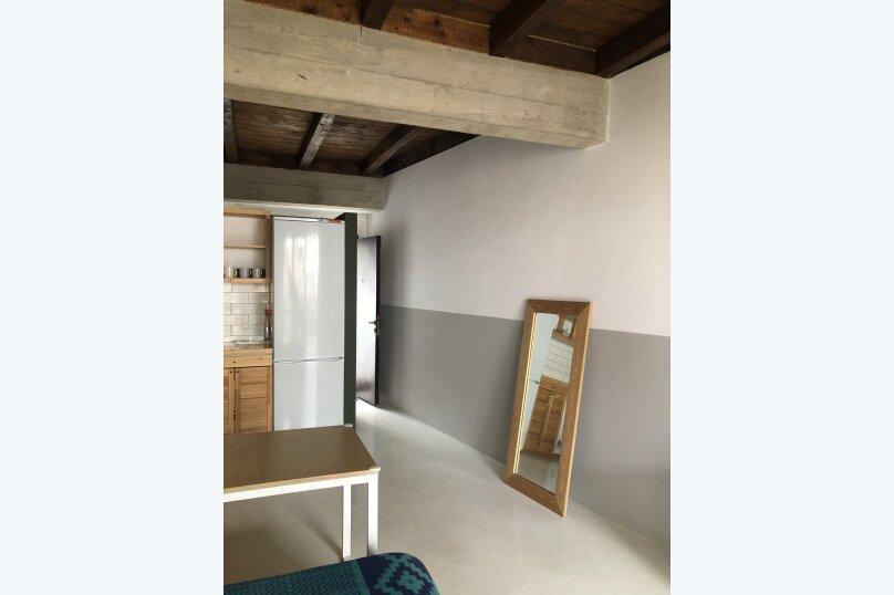Новый дом, 2й этаж, 1-ком студии с террасой, 50 кв.м. на 4 человека, 1 спальня, улица Водовозовых, 18, Ялта - Фотография 10