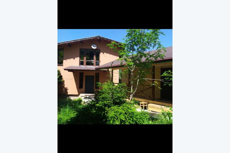 Уютный Дом Целиком с видом на горы, 193 кв.м. на 8 человек, 4 спальни, Дубравная улица, 24, Эстосадок, Красная Поляна - Фотография 1