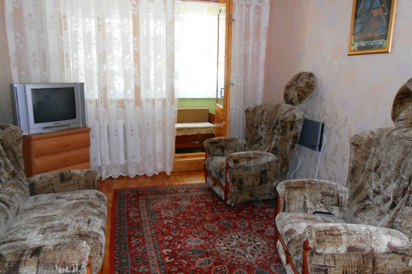 1-комн. квартира, 40 кв.м. на 4 человека, улица Терлецкого, 7, Форос - Фотография 11