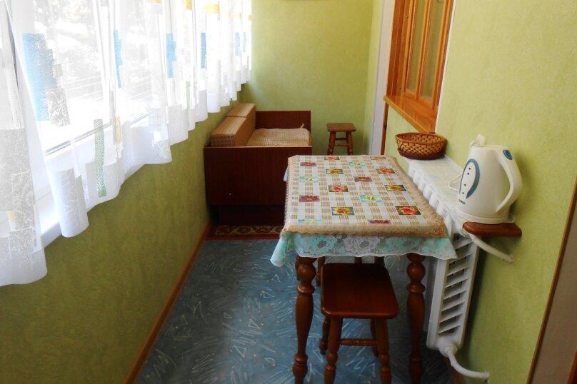 1-комн. квартира, 40 кв.м. на 4 человека, улица Терлецкого, 7, Форос - Фотография 18