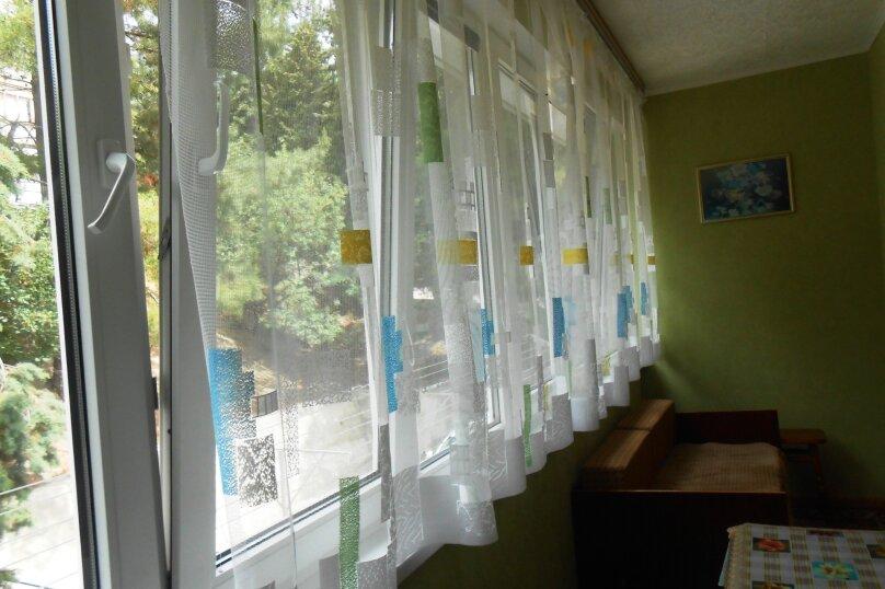 1-комн. квартира, 40 кв.м. на 4 человека, улица Терлецкого, 7, Форос - Фотография 19