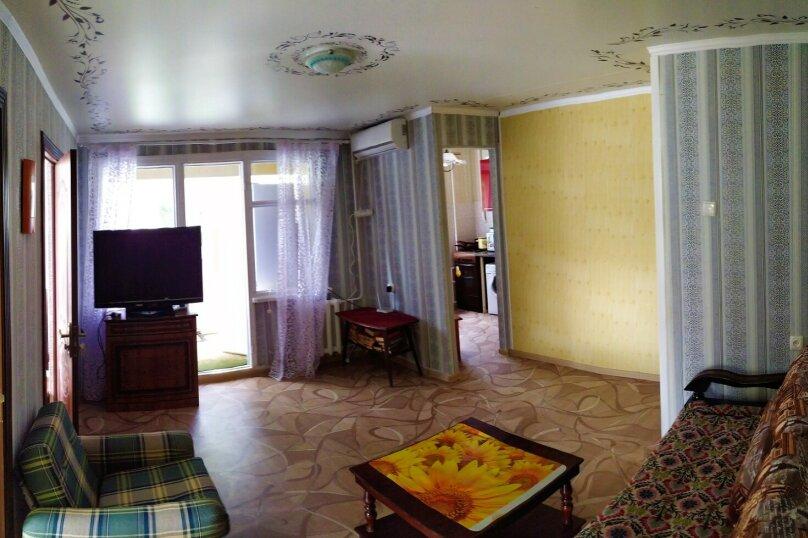 3-комн. квартира, 45 кв.м. на 7 человек, улица Лазарева, 80, Лазаревское - Фотография 4