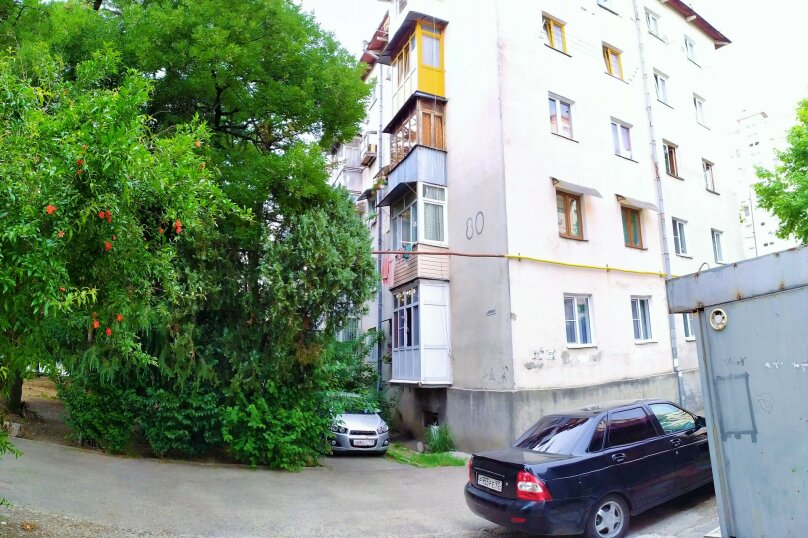 3-комн. квартира, 45 кв.м. на 7 человек, улица Лазарева, 80, Лазаревское - Фотография 12
