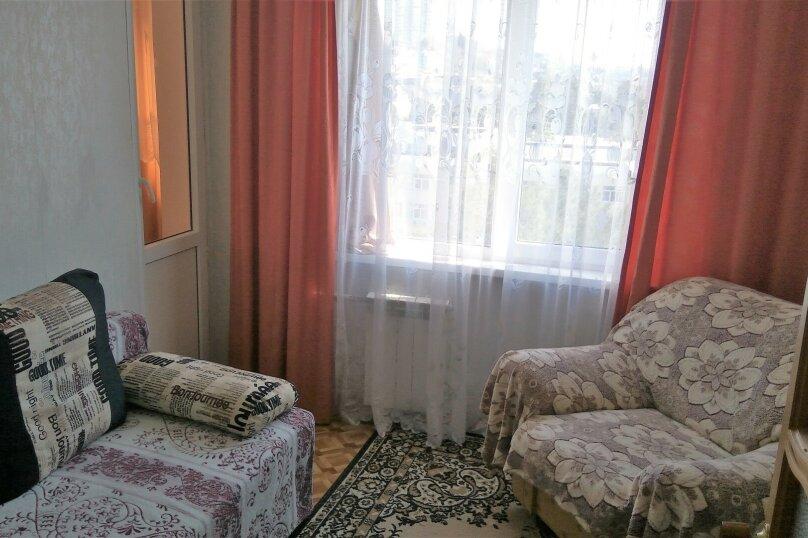 3-комн. квартира, 72 кв.м. на 7 человек, улица Победы, 111, Лазаревское - Фотография 5