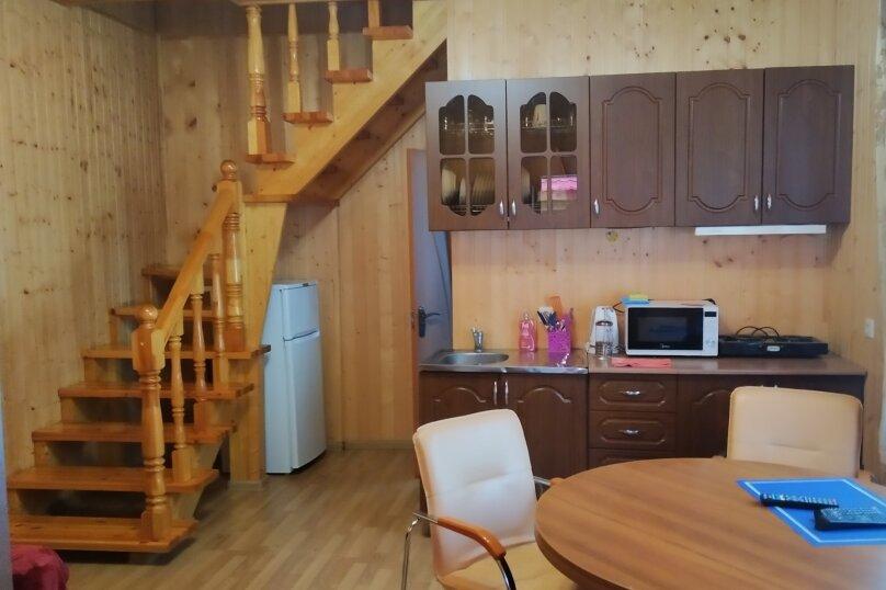 Большой дом на 6 человек, Медовеевская улица, 5, село Медовеевка, Сочи - Фотография 1