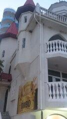 Коттедж на берегу моря, 120 кв.м. на 13 человек, 4 спальни, улица Гагариной, 25/87, Утес - Фотография 1